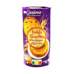 Toasts aux raisins 140g