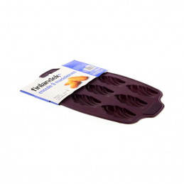 Moule 9 madeleines silicone