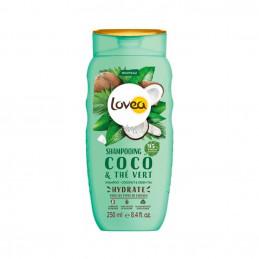 Shampoing coco & thé vert...