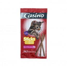 Sticks pour chat volaille...