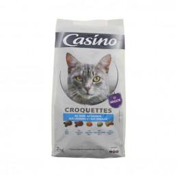 Croquette pour chat thon et...