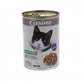 Bouchées pour chat à la...