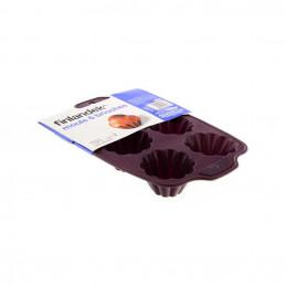 Moule 6 brioches silicone
