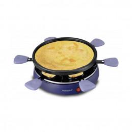 Raclette grill mauve 6...