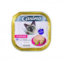 Terrine pour chat à la...