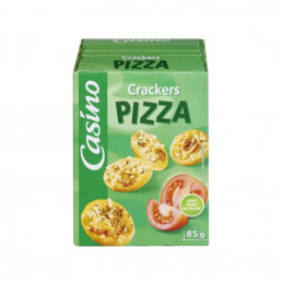 Crackers Pizza 85g