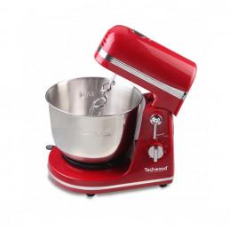 Robot de cuisine rouge 300w
