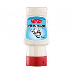 Sauce pitta kebab en tube...