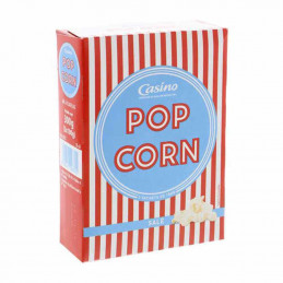 Pop corn salé micro ondes 300g