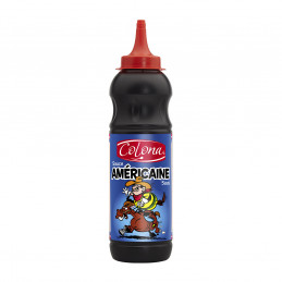 Sauce américaine en tube...