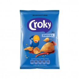 Chips croky paprika 30g