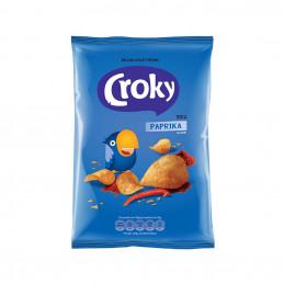 Chips croky paprika 100g
