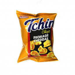 Tchin Chips fromage cheddar...