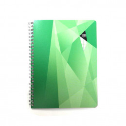 Cahier spirale grand format...